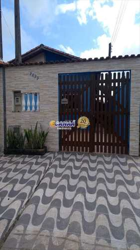 Casa, código 7033 em Mongaguá, bairro Balneário Jussara