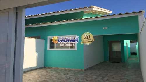 Casa, código 7035 em Peruíbe, bairro Caraguava