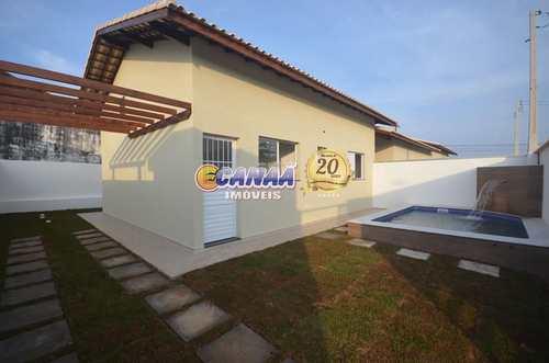 Casa, código 7023 em Itanhaém, bairro Cibratel II