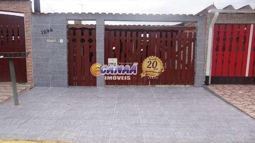 Sobrado, código 7025 em Mongaguá, bairro Agenor de Campos