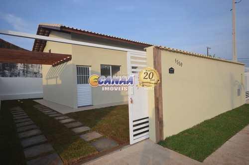Casa, código 7022 em Itanhaém, bairro Cibratel II