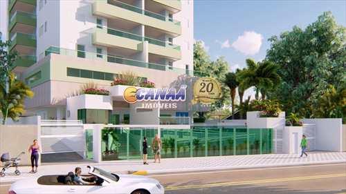 Apartamento, código 7020 em Mongaguá, bairro Vila Atlântica