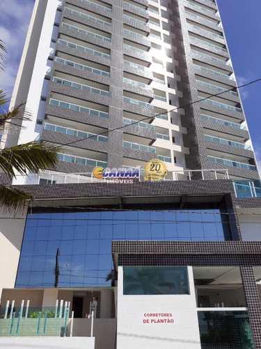 Apartamento, código 7010 em Mongaguá, bairro Vila Atlântica
