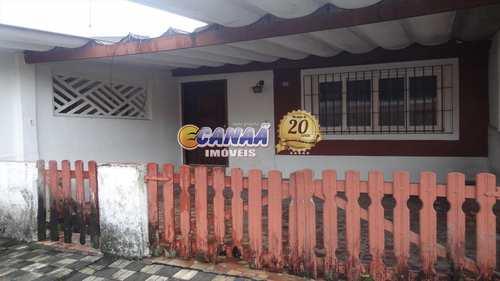 Casa, código 6986 em Mongaguá, bairro Balneário Itaguai