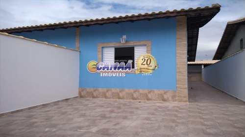 Casa, código 6983 em Mongaguá, bairro Balneário Jussara