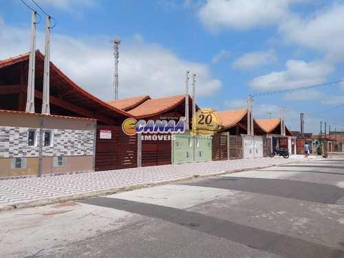 Casa, código 6975 em Mongaguá, bairro Balneário Itaguai