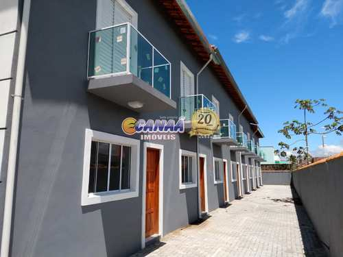Sobrado de Condomínio, código 6956 em Itanhaém, bairro Cibratel II