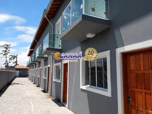 Sobrado de Condomínio, código 6948 em Itanhaém, bairro Cibratel II