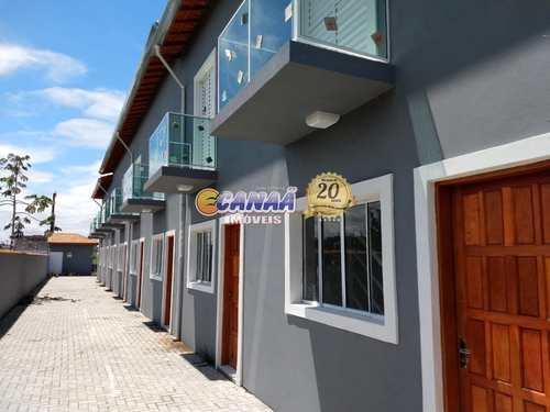 Sobrado de Condomínio, código 6945 em Itanhaém, bairro Cibratel II