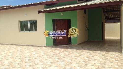 Casa, código 6922 em Itanhaém, bairro Cibratel II