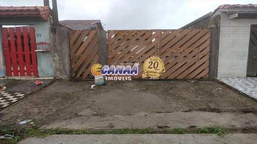 Casa, código 6895 em Mongaguá, bairro Balneário Plataforma