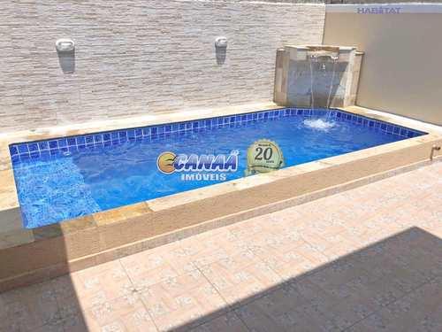Casa, código 6871 em Itanhaém, bairro Cibratel II