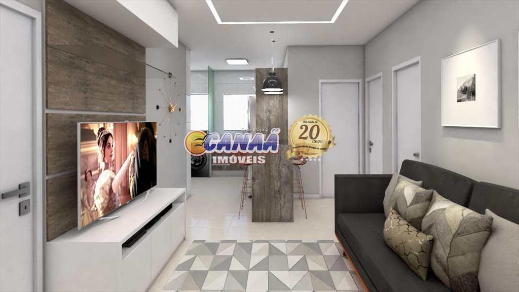 Casa de Condomínio em Itanhaém, no bairro Gaivotas