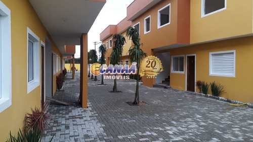Casa de Condomínio, código 6860 em Itanhaém, bairro Gaivotas