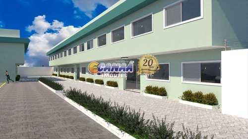 Casa de Condomínio, código 6859 em Itanhaém, bairro Gaivotas