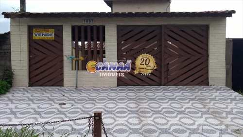 Sobrado, código 6852 em Mongaguá, bairro Balneário Itaguai