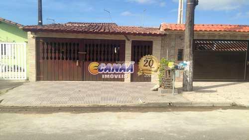 Casa, código 6851 em Mongaguá, bairro Balneário Plataforma
