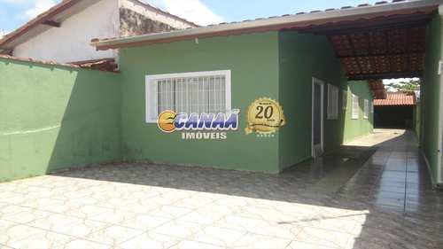 Casa, código 6844 em Mongaguá, bairro Balneário Itaguai