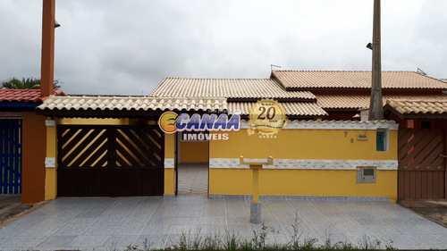 Casa, código 6849 em Itanhaém, bairro Cibratel II