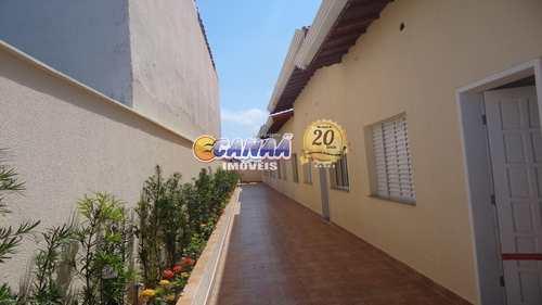 Casa de Condomínio, código 6836 em Itanhaém, bairro Cibratel II