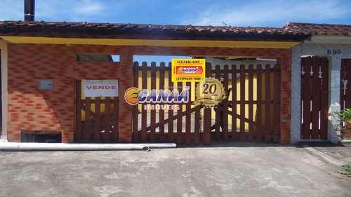 Casa, código 6823 em Mongaguá, bairro Balneário Plataforma