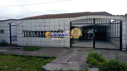 Casa, código 6818 em Mongaguá, bairro Balneário Itaguai
