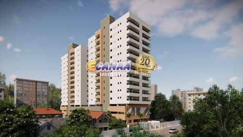 Apartamento, código 6800 em Mongaguá, bairro Centro