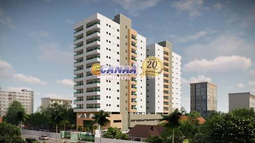 Apartamento, código 6796 em Mongaguá, bairro Centro