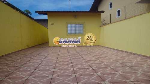 Casa, código 6785 em Mongaguá, bairro Balneário Itaguai