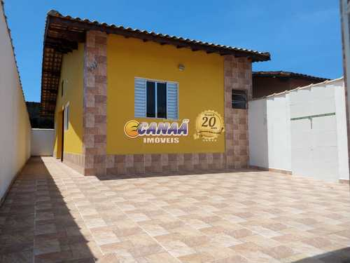 Casa, código 6752 em Mongaguá, bairro Jardim Leonor