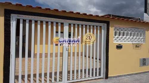 Casa, código 6744 em Mongaguá, bairro Balneário Itaóca
