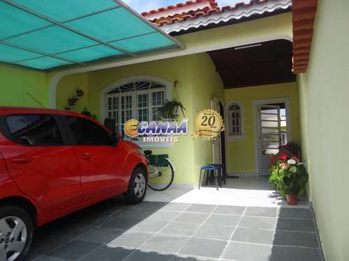 Casa, código 6728 em Mongaguá, bairro Vila Vera Cruz