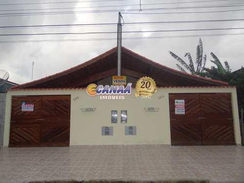 Casa, código 6726 em Mongaguá, bairro Balneário Itaguai