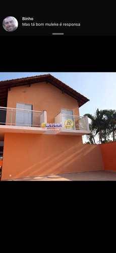 Sobrado de Condomínio, código 6706 em Mongaguá, bairro Vila Atlântica