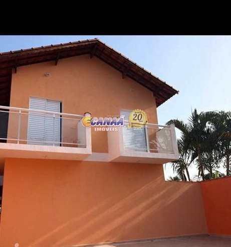 Sobrado de Condomínio, código 6705 em Mongaguá, bairro Vila Atlântica