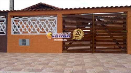 Casa, código 6671 em Itanhaém, bairro Cibratel II