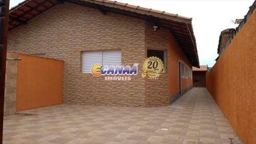 Casa, código 6670 em Itanhaém, bairro Cibratel II