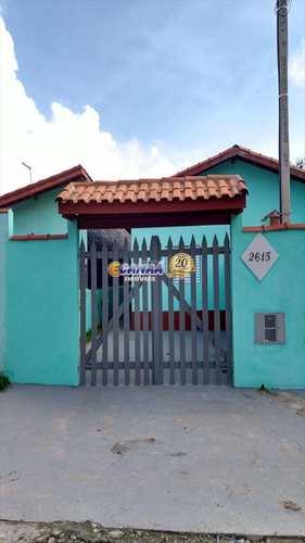 Casa, código 6660 em Mongaguá, bairro Balneário Jussara