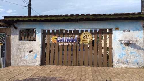 Casa, código 6628 em Mongaguá, bairro Balneário Itaguai