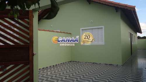 Casa, código 6624 em Mongaguá, bairro Balneário Jussara