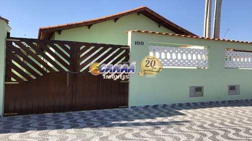 Casa, código 6623 em Mongaguá, bairro Balneário Jussara