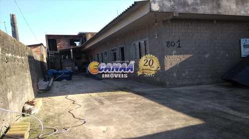 Casa, código 6582 em Mongaguá, bairro Balneário Itaguai