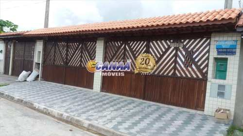 Casa, código 6580 em Itanhaém, bairro Balneário Tupy