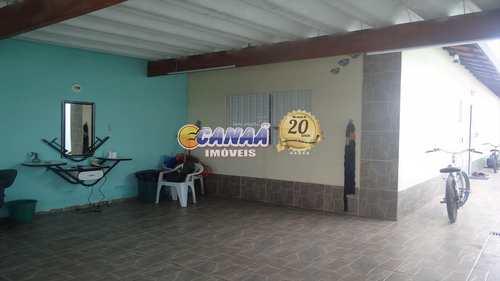 Casa, código 6506 em Mongaguá, bairro Balneário Itaguai