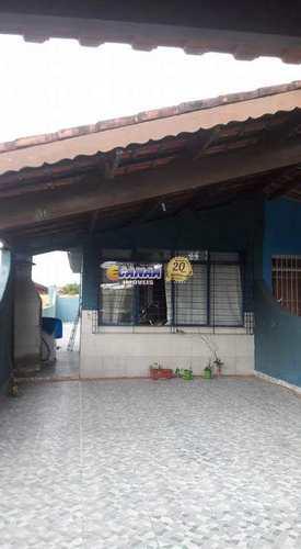 Casa, código 6492 em Itanhaém, bairro Balneário Tupy