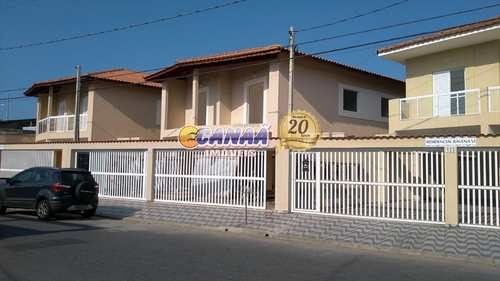 Casa de Condomínio, código 6445 em Praia Grande, bairro Esmeralda