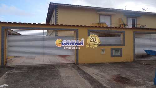 Sobrado, código 6394 em Mongaguá, bairro Agenor de Campos