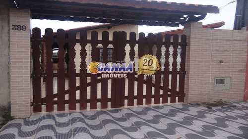 Casa, código 6393 em Mongaguá, bairro Balneário Itaguai