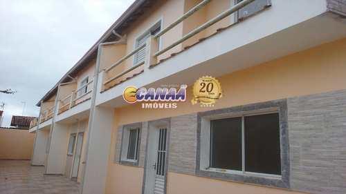 Sobrado de Condomínio, código 6406 em Mongaguá, bairro Balneário Itaguai