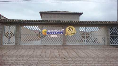 Sobrado de Condomínio, código 6405 em Mongaguá, bairro Balneário Itaguai